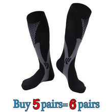 Load image into Gallery viewer, Wholesale Compression Socks for Men Women Running Socks for Running Nurses Shin Splints Flight Travel Compression Socks Men 20-30 Mmhg