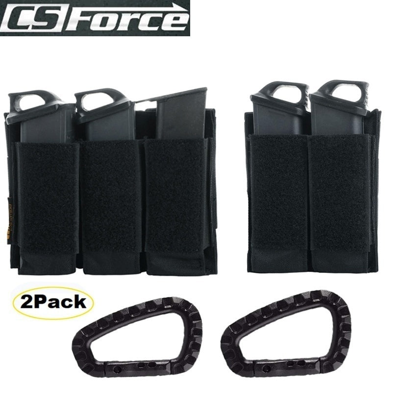 New Tactical Magazine Pouch Military Ammo Holster Airsoft Paintball Cartridge Hunting Accessory Bag