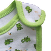Load image into Gallery viewer, 8 Colors Infant Cute Cartoon Saliva Towel Waterproof Antifouling Baby Bib