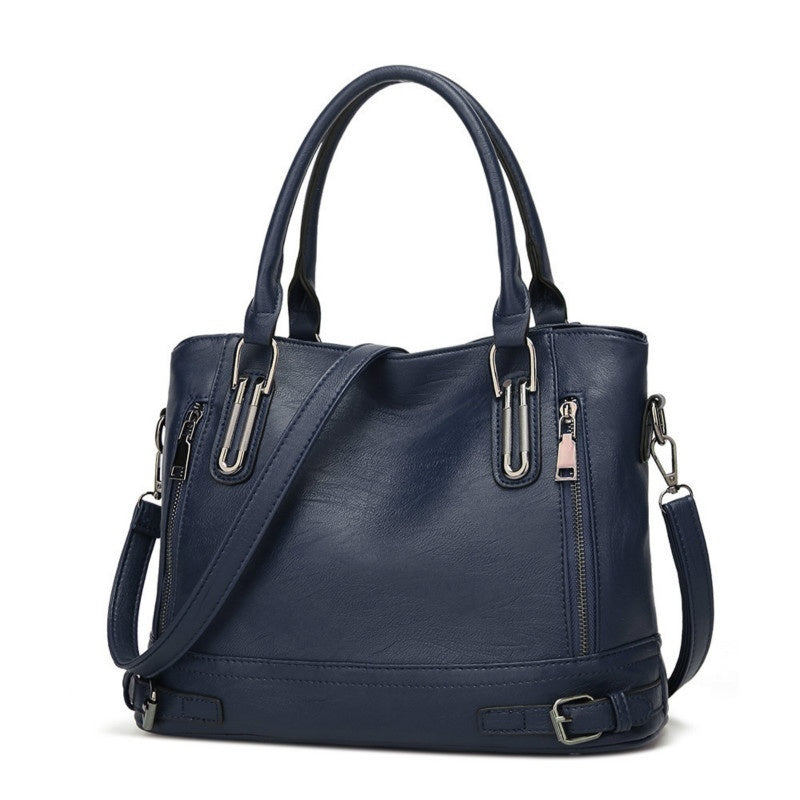 Women Genuine Leather Handbags Women Messenger Bags Fashion Women's Shoulder Bag Female Tote Lady Bolsa Femininas