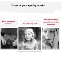 Load image into Gallery viewer, 1pcs/5pcs/10pcs/50pcs/100pcs 3-Ply Disposable Medical Surgical Mask Face Mouth Masks with Elastic Ear Loop for All People