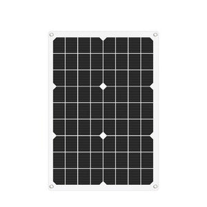The Latest Hot Sales Waterproof and Snowproof Polysilicon 780W 5V/12V Dual Output USB Solar Panel Flexible Monocrystalline Battery Charge with  Dual High Efficiency USB Solar Controller(Option) for Home/Outdoor Solar Power Kit