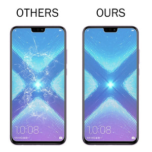 3-1Pcs/lot Full Tempered Glass For Huawei P20 Lite Screen Protector Glass For Huawei P20 P20 Pro P30 Honor 9 10 Lite Honor 8X 9X