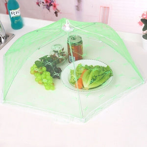 Newest Umbrella Style Food Covers Anti Fly Mosquito Meal Cover Lace Table Home Using Food Cover Kitchen Gadgets Cooking Tools