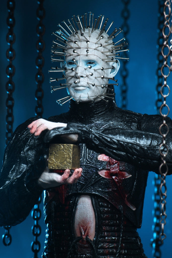 NECA Hellraiser Pinhead Horror 18cm/7in Action Figure Model