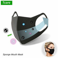 Load image into Gallery viewer, 1/3/6Pcs Fashion Dustproof Mask,Military Grade Anti Air Dust and Smoke Pollution Mask with Adjustable Straps and A Washable Respirator Mask Made for Men Women and Kids