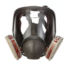 Load image into Gallery viewer, Head-mounted Adjustable 7/3/1 PCS, 6800 Gas Mask  6800 Gas Mask Full Face Facepiece Respirator Painting Spraying