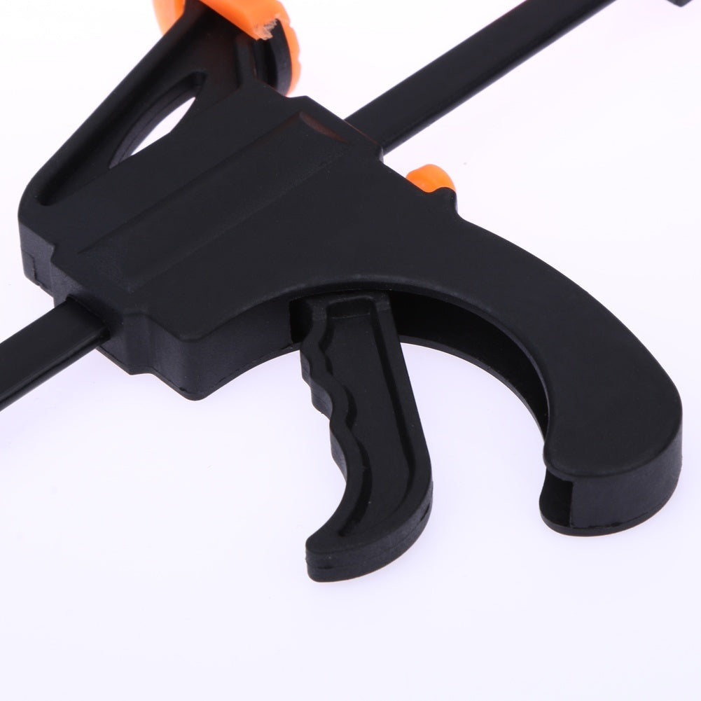 1/2/3/4Pcs 4 inch F Type Woodworking Clip Quick Grip Clamp Heavy Duty Carpenter Tool