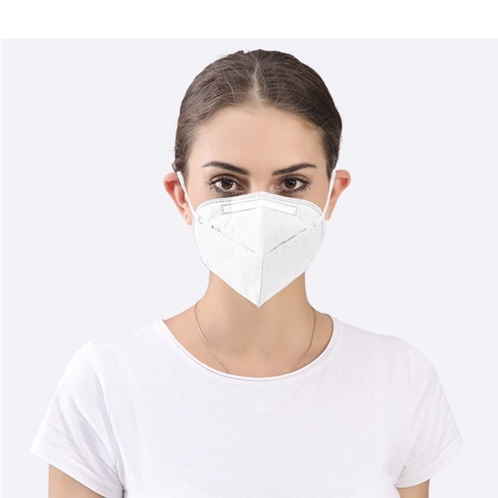 KN95 Anti-fog, Dust-proof, Dust-proof, Breathable and PM2.5 Disposable Masks for Men and Women