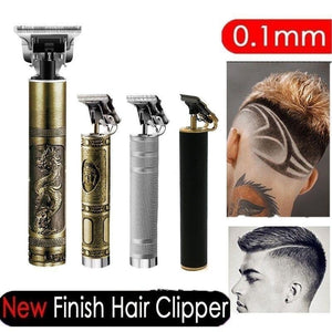 2020 New Pro Li T-Outliner Skeleton Heavy Hitter Cordless Trimmer Men 0mm Baldheaded Hair Clipper Finish Hair Cutting Machine