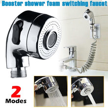 Load image into Gallery viewer, Bathroom Sink Faucet Sprayer Sink Hose Sprayer Attachment  Two Modes Hand Shower Hair Barber Shop Shampoo Shower