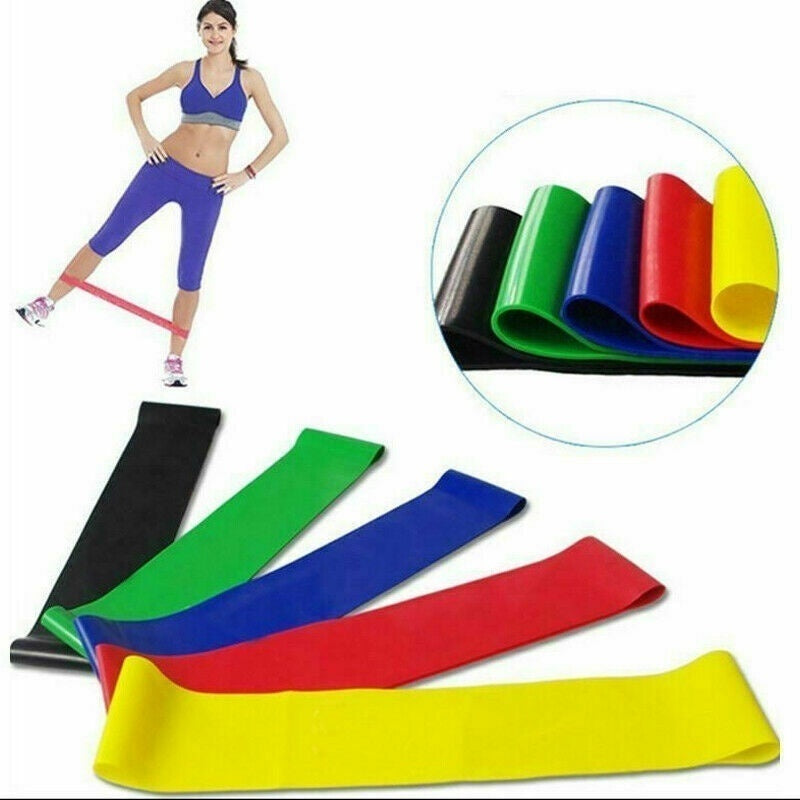 Yoga Fitness Band Yoga circle fitness multi-function resistance band Female slimming and hip lifting options