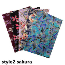 Load image into Gallery viewer, 5pcs Diy Sewing & Knitting Supplies Cotton Fabric Bundle Patchwork Floral Fabric 20*25cm Quilting Sewing Crafts Cloth for Small Bag/Mouth Mask Making