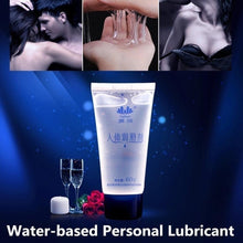 Load image into Gallery viewer, Water-soluble Based human Lubricant Massage Lubricating Oil Lube '13g 20g 45g 60g 120g for choose'