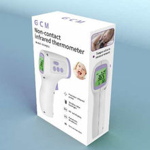 Load image into Gallery viewer, Baby /Adult Thermometer Infrared Digital LCD Body Measurement Forehead Ear Non-Contact Adult Body Fever IR Children Thermometer Device Ship immediately