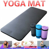 New Yoga Mat Fitness Eco-friendly Dampproof Sleeping Mattress Multicolor Mat Exercise EVA Foam Yoga Pad Yoga Mat Gym Tool Fitness Lose Weight