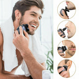 5 IN 1 4D Rotary Electric Shaver Rechargeable Bald Head Shaver Beard Trimmer