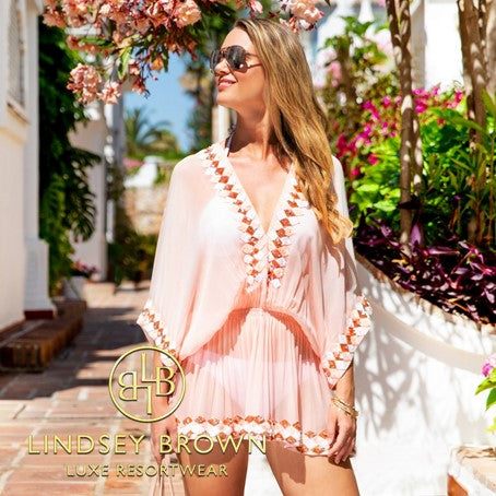 Luxury Cruisewear Clothing Lindsey Brown Resortwear