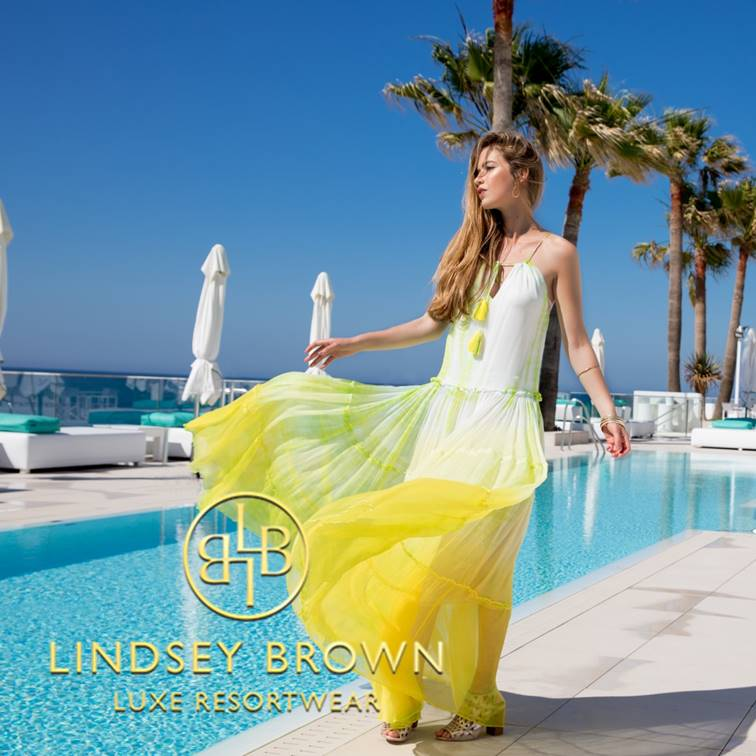Keeping it Chic in Silk with Lindsey Brown Designer Kaftans