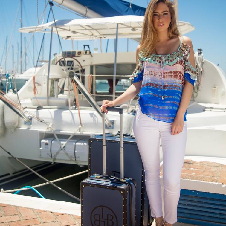Lindsey Brown's packing top for Caribbean Holidays