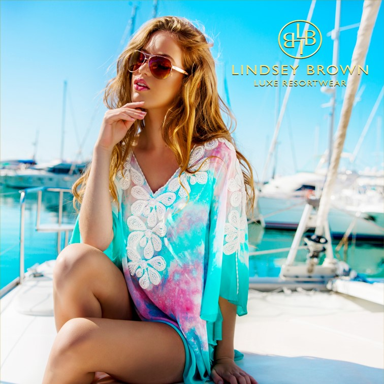 New Designer Beach Cover ups for Caribbean Beach Holiday