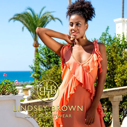 Cruise Formal Night Dresses by Lindsey Brown Resortwear