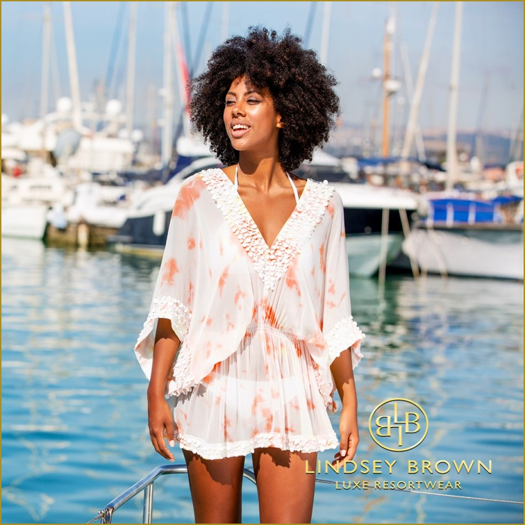 Designer Kaftans to wear In Dubai by Lindsey Brown