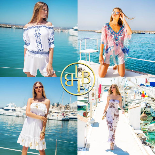 Stunning Cruise wear to wearing during day trips by LindseyBrown