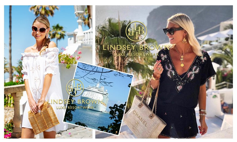 Shop Cruisewear Dresses and Clothing to wear on a Cruise Holiday