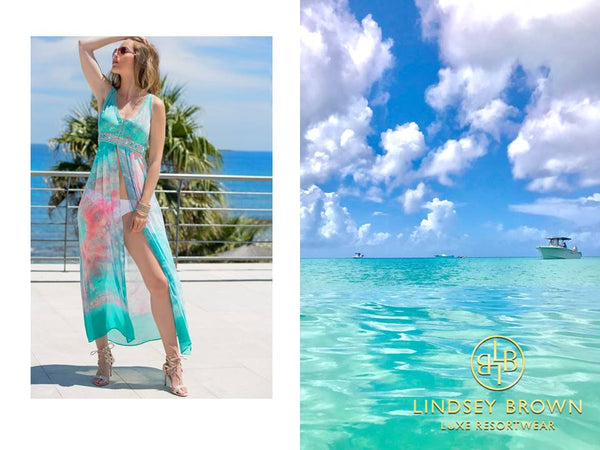 Designer Dresses to pack for your luxury holiday in the Caribbean