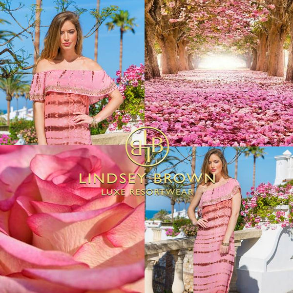 La Vie en Rose Collection is perfect for your Caribbean cruise by Lindsey Brown