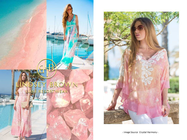 Pink Designer Kaftas for your holiday to The Bahamas