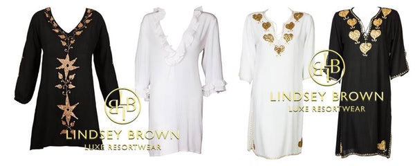 Plus Size Kaftans by Lindsey Brown Resort Wear