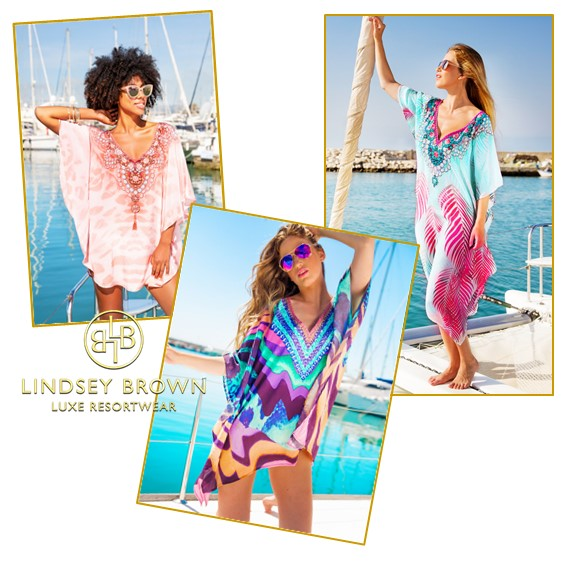 Printed Designer Kaftans and Pretty Plus Size Beach Cover ups