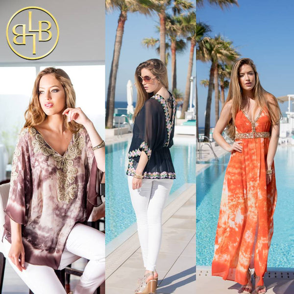 Stylish resort wear by Lindsey Brown Resort wear