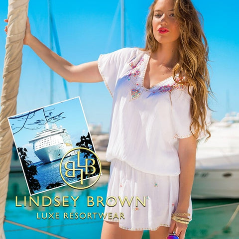 Shop stunning Cruise Wear Dresses by Lindsey Brown Resortwear