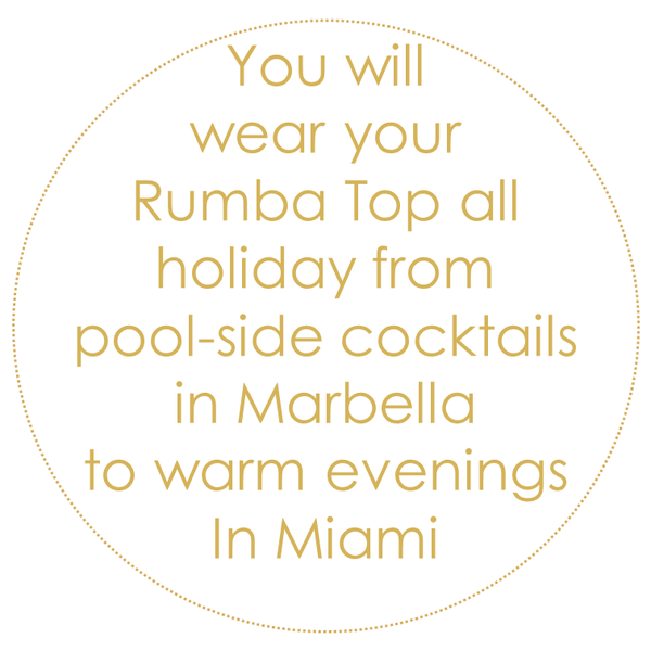 You will wear our Rumba Silk Kaftan top all holiday from poolside cocktails in Marbella to hoidays in Miami. Shop Designer Kaftans UK