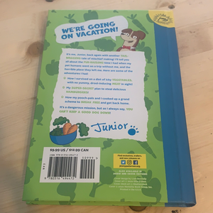 Dog Diaries, Mission ImPawsible