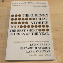 Load image into Gallery viewer, O Henry Prize Stories, 2019 The Best Short Stories of the Year