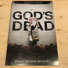 Load image into Gallery viewer, Gods Not Dead Student Guide