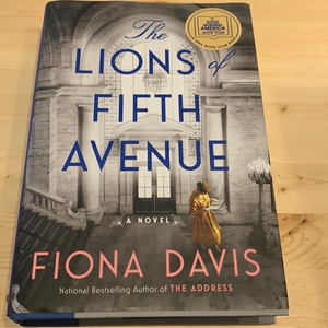 Lions of 5th avenue