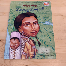 Load image into Gallery viewer, Who was Sacagawea?