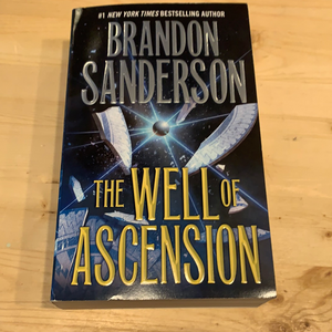 The Well of Ascension, The MistBorn Trilogy #2