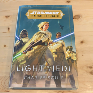 Star Wars The High Republic, Light of the Jedi