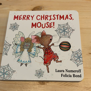 Merry Christmas Mouse!
