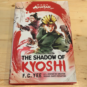 The Shadow of Kyoshi - Avatar