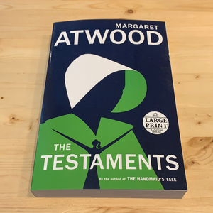 The Testaments Large Print
