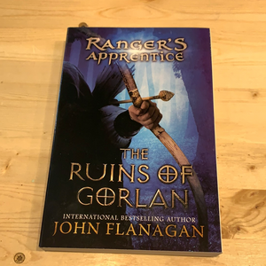Rangers Apprentice The Ruins of Gorlan #1
