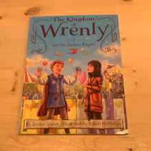 Load image into Gallery viewer, Kingdom of Wrenly #7, Let the Games Begin!
