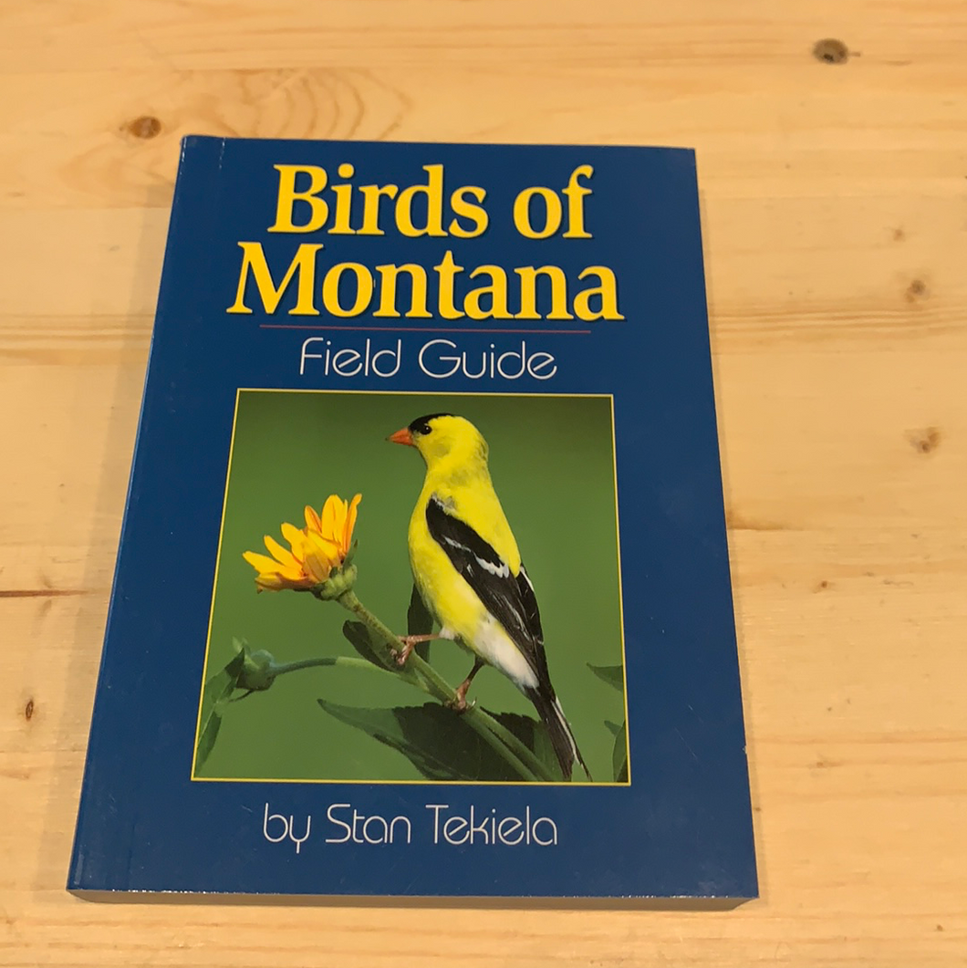 Birds of Montana Field Guide